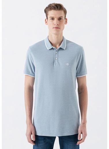 Mavi Mavi 065900-30715 Yeşil Polo T-Shirt Yeşil